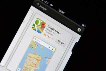 local search google maps