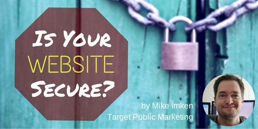 Is Your Website Secure blog image